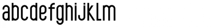 Black Spoon ExtraBold Font LOWERCASE