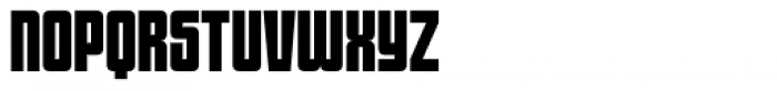 Black Tulip Font UPPERCASE