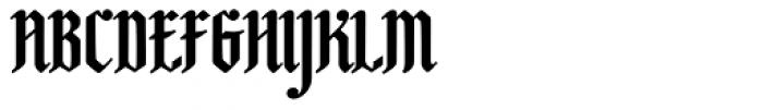 Blackball Font UPPERCASE