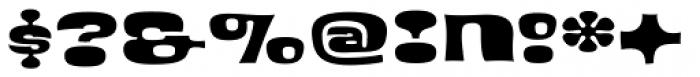 Blackcurrant Black Font OTHER CHARS