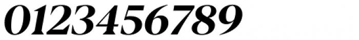Blacker Display Bold Italic Font OTHER CHARS