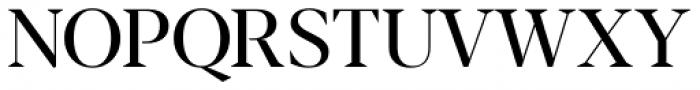 Blacker Display Regular Font UPPERCASE
