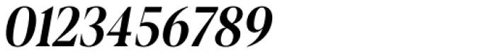 Blacker Pro Display Condensed Medium Italic Font OTHER CHARS
