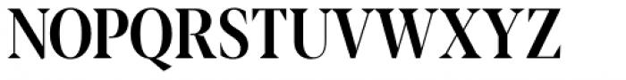 Blacker Pro Display Condensed Medium Font UPPERCASE