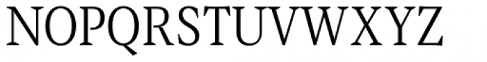 Blacker Pro Text Condensed Light Font UPPERCASE
