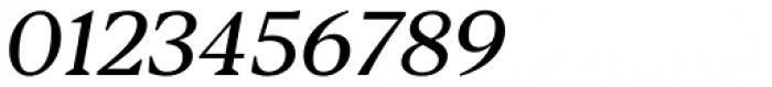 Blacker Text Italic Font OTHER CHARS