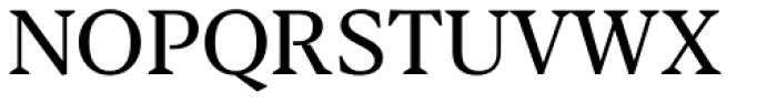 Blacker Text Regular Font UPPERCASE