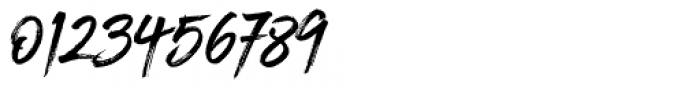 Blackhawk Regular Font OTHER CHARS