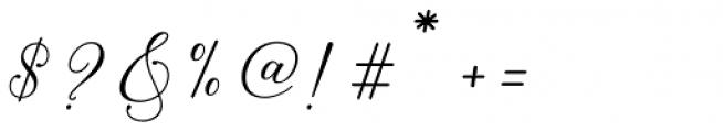Blackstar Regular Font OTHER CHARS