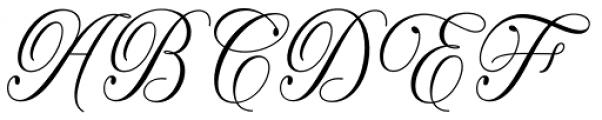 Blackstar Regular Font UPPERCASE