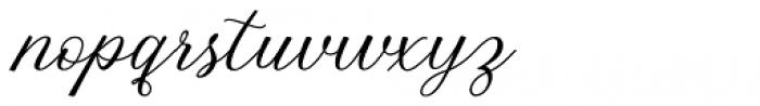 Blackstar Regular Font LOWERCASE
