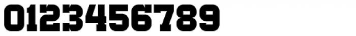Bladi One Slab 4F Bold Font OTHER CHARS