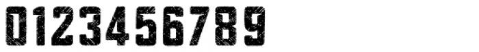 Blakstone Grunge Grid Font OTHER CHARS