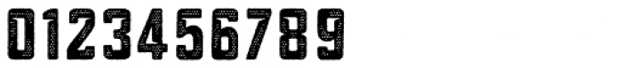 Blakstone Halftone Three Font OTHER CHARS