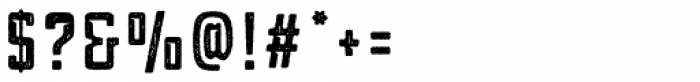 Blakstone Linen Font OTHER CHARS