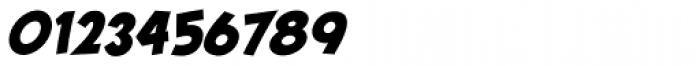 Blambot FXPro BB Heavy Italic Font OTHER CHARS