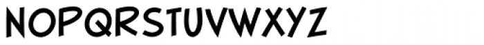 Blambot FXPro BB Light Font UPPERCASE