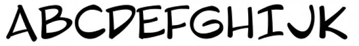 Blambot Pro Lite Font UPPERCASE