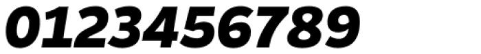 Blanc Bold Italic Font OTHER CHARS