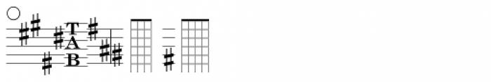 Blank Manuscript Font LOWERCASE