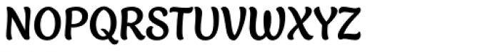 Blanket Bold Font UPPERCASE