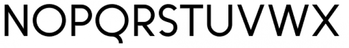 Blick Sans Regular Font UPPERCASE