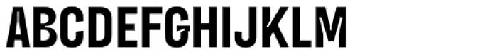 Blimone Bold Inktrap Font UPPERCASE