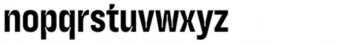 Blimone Bold Inktrap Font LOWERCASE