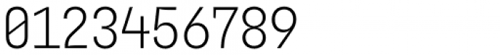 Blimone Light Font OTHER CHARS