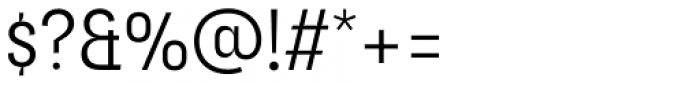 Blimone Regular Font OTHER CHARS