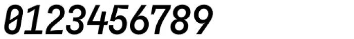 Blimone Semi Bold Italic Font OTHER CHARS