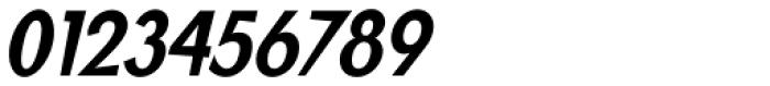 Blitz Condensed Medium Italic Font OTHER CHARS