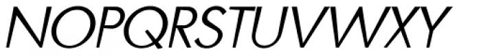 Blitz Light Italic Font UPPERCASE