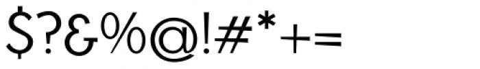 Blitz Light Font OTHER CHARS