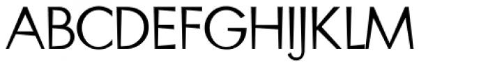 Blitz Light Font UPPERCASE