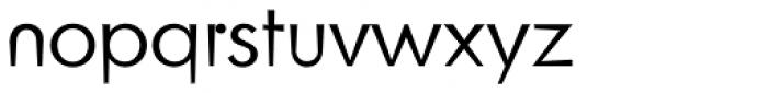 Blitz Light Font LOWERCASE
