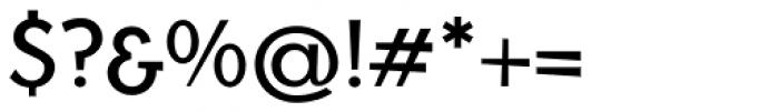 Blitz Roman Font OTHER CHARS