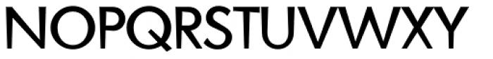 Blitz Roman Font UPPERCASE