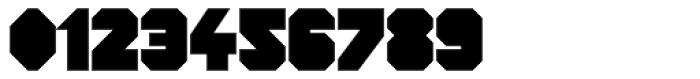 Blitzeffekt Bold Font OTHER CHARS