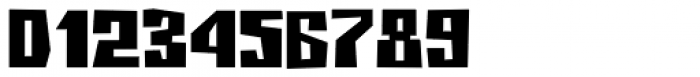 Block Box Font OTHER CHARS