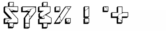 Blockbuster Italic Font OTHER CHARS