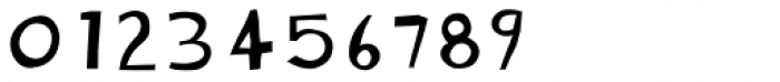 Blockhead Unplugged Font OTHER CHARS