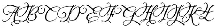 Bloem Font UPPERCASE