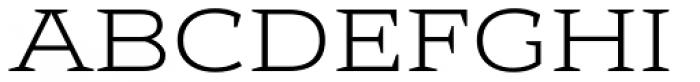 Blog Light Font UPPERCASE