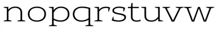 Blog Light Font LOWERCASE
