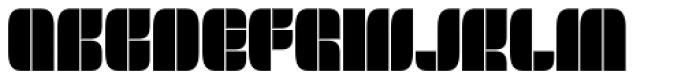 Bloket Pro Font UPPERCASE