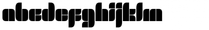 Bloket Pro Font LOWERCASE