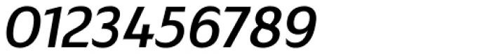 Blond Medium Italic Font OTHER CHARS