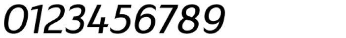 Blond Regular Italic Font OTHER CHARS