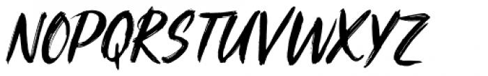 Blooms Regular Font UPPERCASE